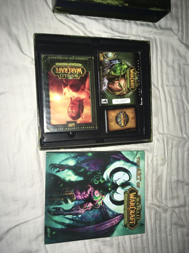 world of warcraft the burning crusade collectors edition