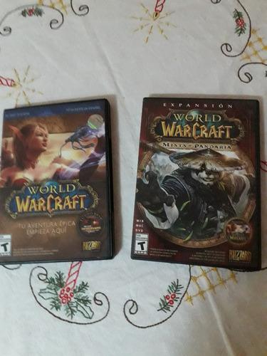 world of warcraft + world of warcraft mists of pandaria expa
