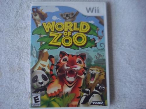 world of zoo nintendo wii y wii u