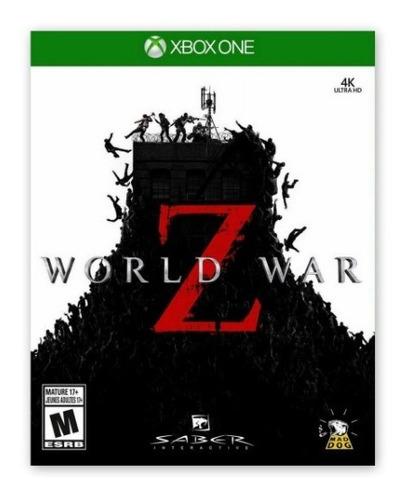 world war z juego xbox one original digital + oferta