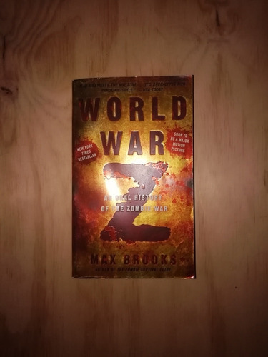 world war z libro en inglés