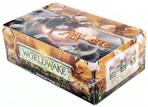 worldwake booster box - despertar do mundo - inglês(selada)