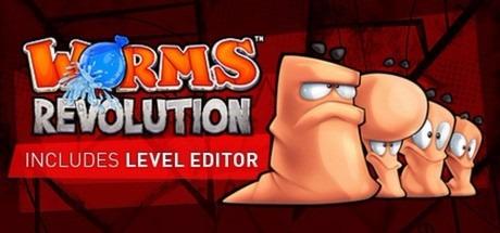 worms revolution (pc) - licença steam