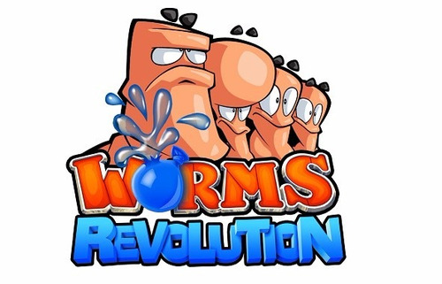 worms revolution steam pc juego original cd key licencia
