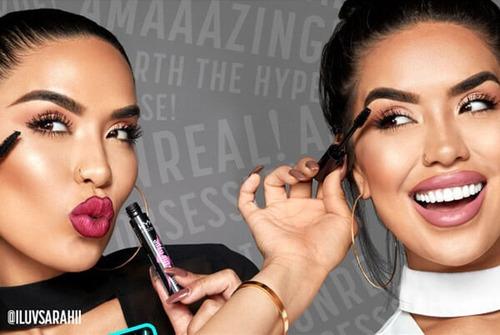 worth the hype mascara nyx