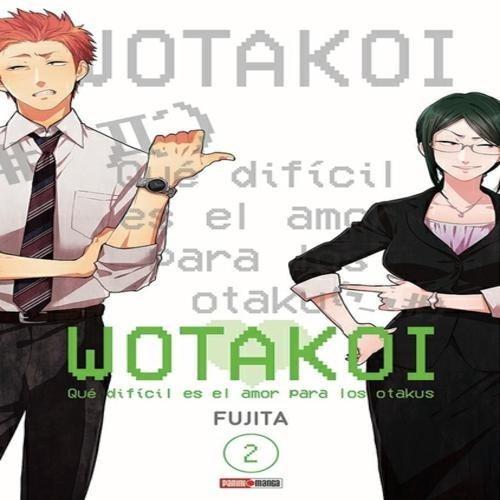 wotakoi 02 - yoshimasa hiraike - manga - panini argentina