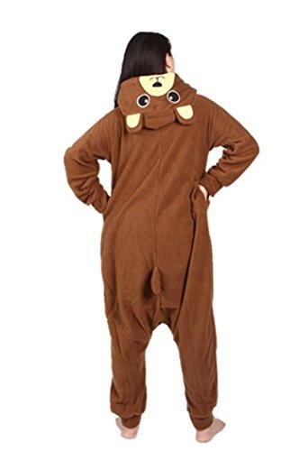 2f8aeef48e Wotogold Animal Cosplay Traje Oso Unisex Pijamas Adultos -   162.777 ...