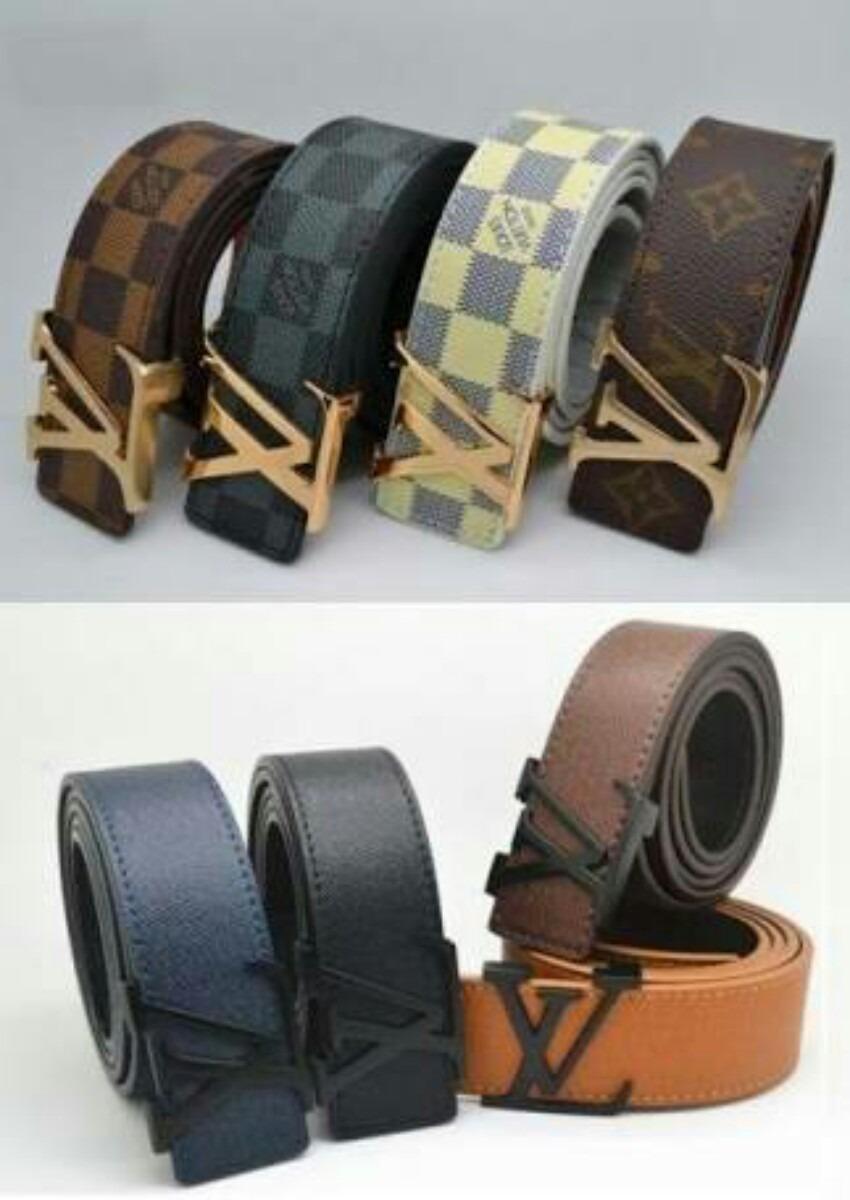 wow! cinturon louis vuitton. modelos azur ebene monogram. Cargando zoom. b9031ceb35f2