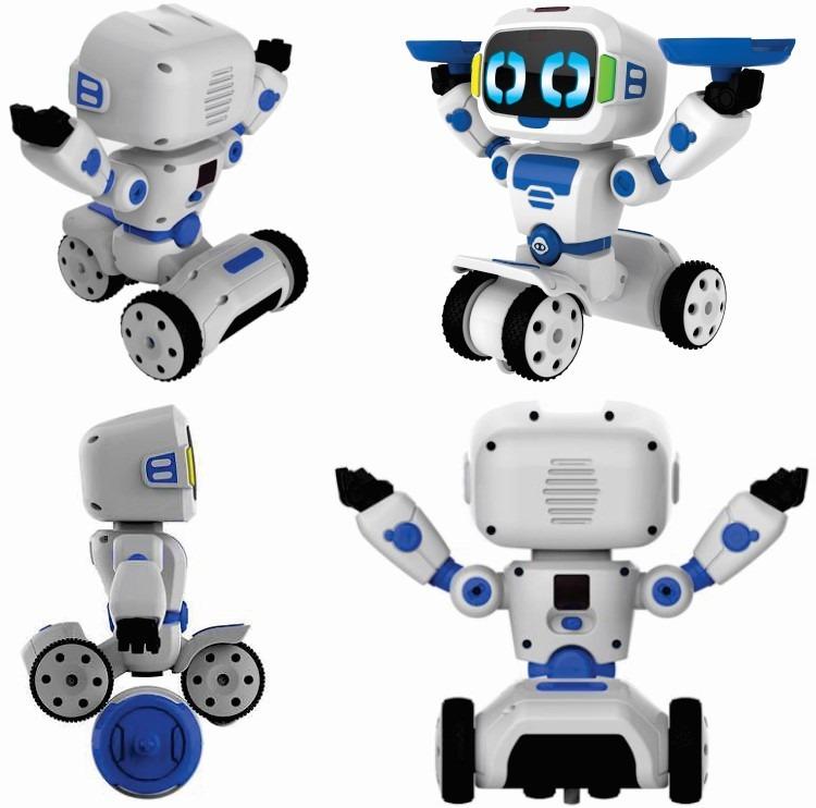 Wowwee Robot Tipster Interactivo Radiocontrol A Meses ...