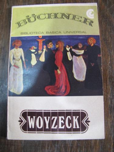 woyzeck. buchner