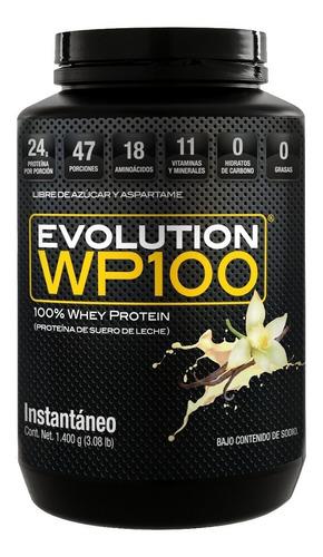wp100 bote de 1400 g - 0 carbs y 0 grasas
