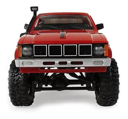 wpl c-24 1:16 4x4 caminhão buggy crawler off road rc car