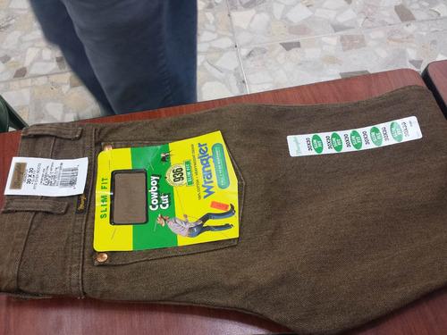 wrangler,jeans wrangler llevate 2 wrangler x 1400