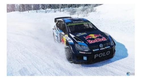 wrc 5 fia world rally championship fisico cd original sellad