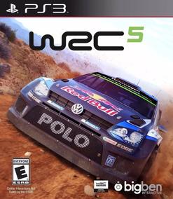 CdkeyEspañol 5 Ps3 Rally Original Championship World Wrc PuikXZ