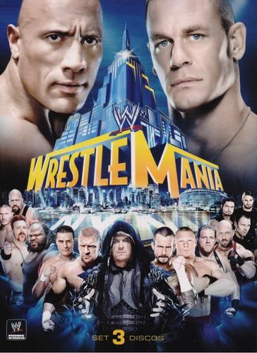wrestlemania lucha libre wwe hall of fame 2013 dvd