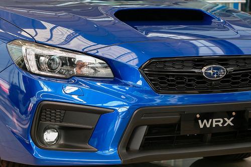 wrx 2.0 cvt azul