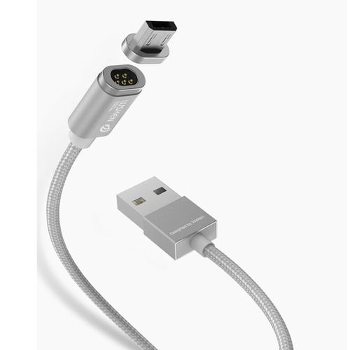 wsken cable micro usb magnético mini 2 - barulu