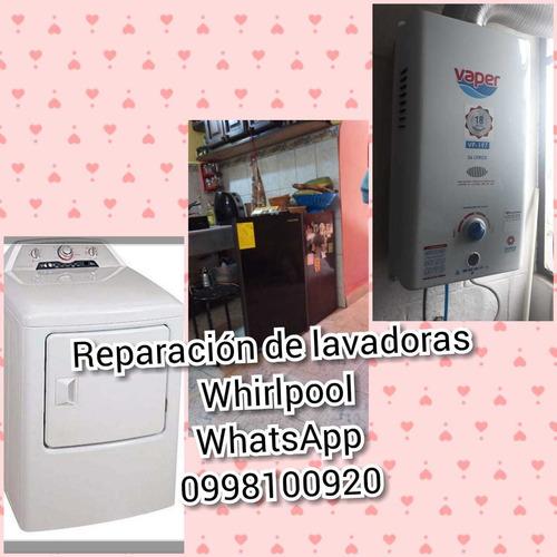 wt:0998100920lavadoras secadoras reparación quito cumbaya!!!
