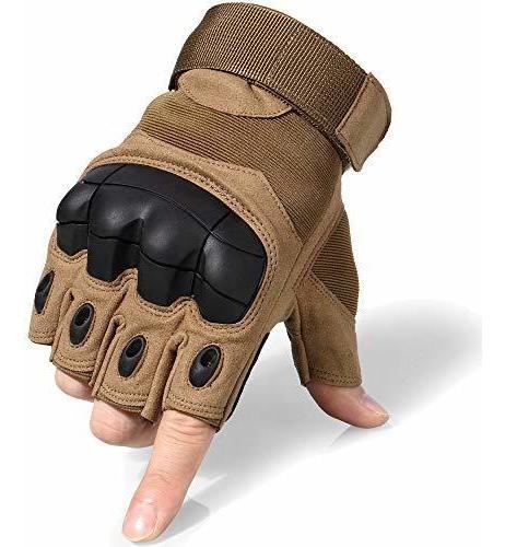 camping caza trabajo escalada WTACTFUL Guantes de dedo completo para motocicleta senderismo ciclismo