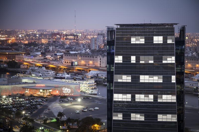wtc ii - oficina - puerto madero