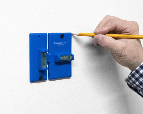 wtl, wall box template and level for old work electric...