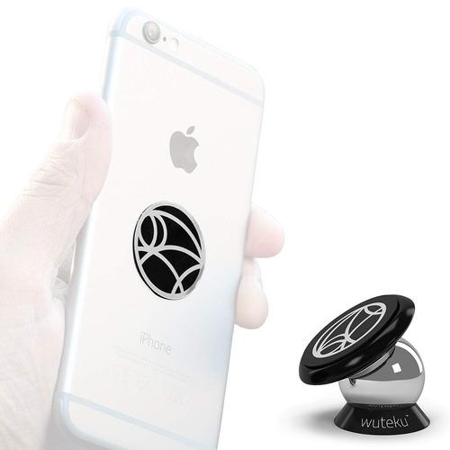 wuteku  soporte magnético para celular carro