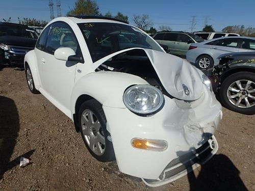 ww beetle 02 motor 1.8 desarmo autopartes transmision
