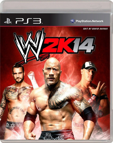 wwe 2k14 ps3 goroplay digital