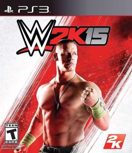 wwe 2k15 ps3 juego digital en manvicio!!!