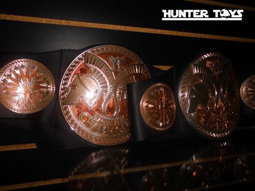 wwe, campeonatos de wwe, tag team, cinturones, tel. 35846340