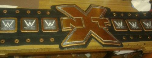 wwe   cinturones varios modelos desde $1400