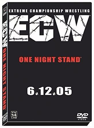 wwe ecw one night stand 2005 dvd español