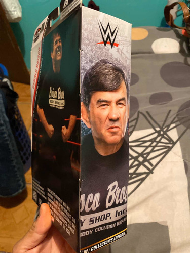 wwe elite collectors edition gerald brisco