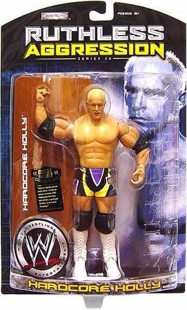 wwe jakks pacific wrestling action figure ruthless aggressio