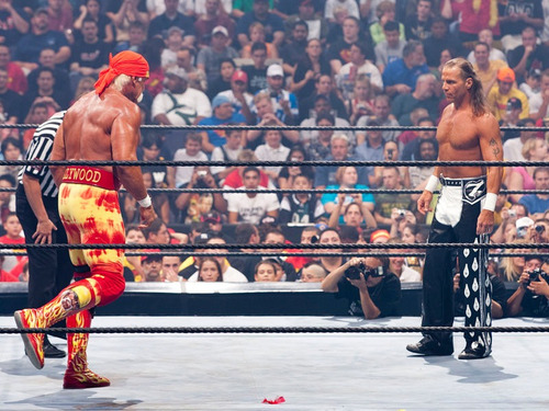 wwe shawn michaels ruthless aggression jakks luchadores tna