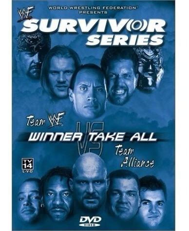 wwf survivor series 2001 español wwe