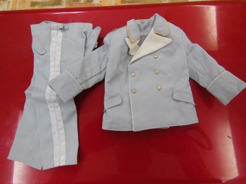 wwii casaco e calça de comandante alemão