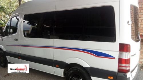 (www.classionibus.com.br)  sprinter 415 cdi 2012 completa