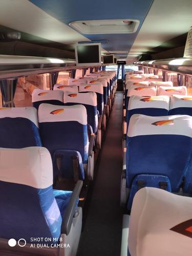 www.onibusok.com.br - dd 1800 - volvo b12r - 2008