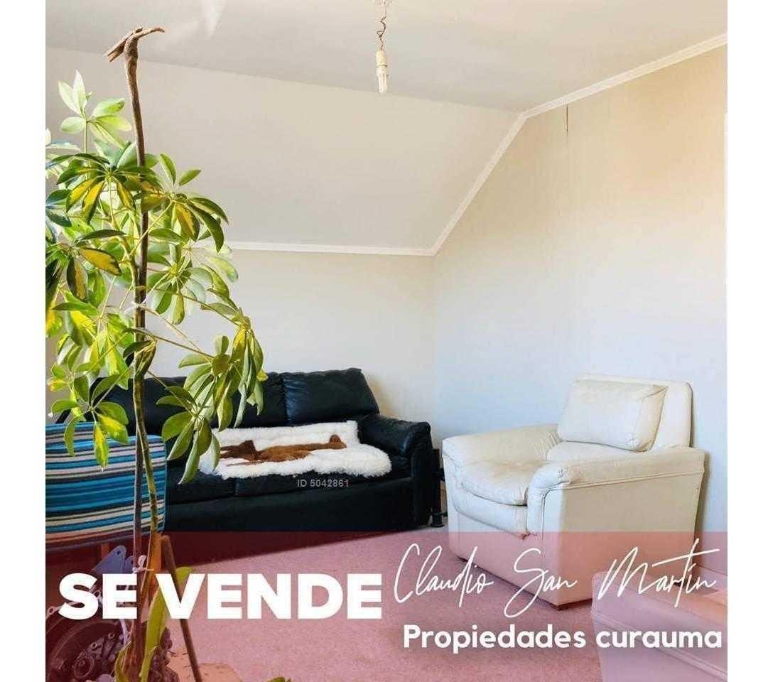 www.vivecurauma.cl   / /   condominio bosques de curauma 3d+3b modelo pequeño  / /   oficina de claudio san martin propiedades curauma