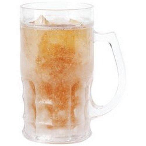 wyndham casa 16,9 oz taza de cerveza con gel de congelación