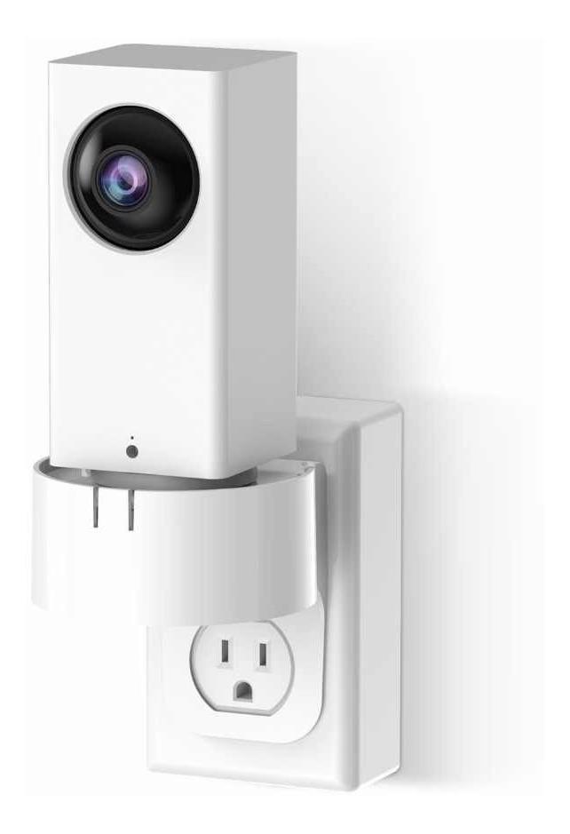 Wyze Pan Câmera De Monitoramento Smart Hd Wireless C Alexa *