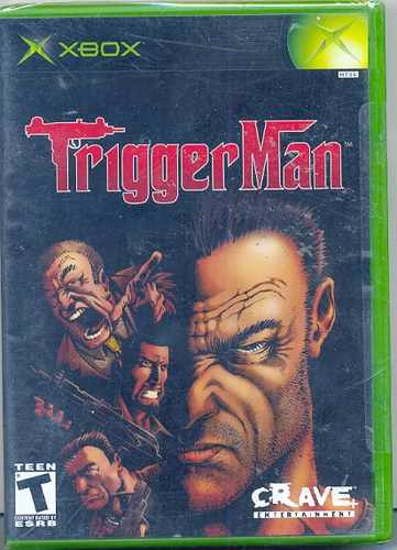 x box  trigger man   nuevo  envio gratis
