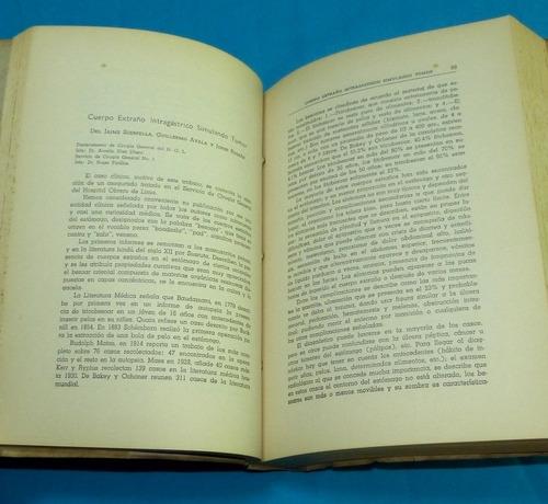 x congreso peruano de academia cirugía lima 1956 medicina