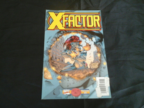 x-factor # 19