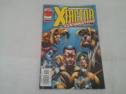 x-factor # 21