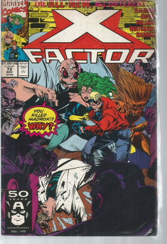 x factor 72 - marvel - bonellihq cx446 h18