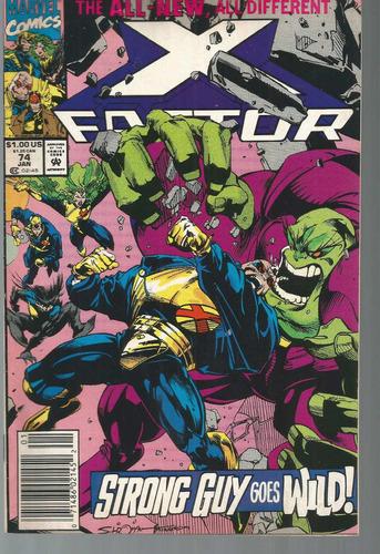 x factor 74 - marvel - bonellihq cx445 h18