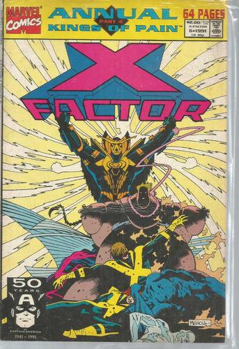 x factor annual 1991 vol 06 - bonellihq cx445 h18